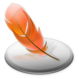 Photoshop Orange Icon 256x256 png