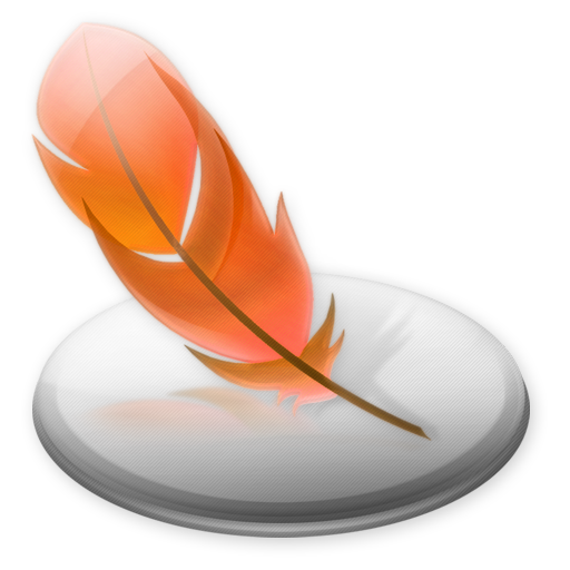 Photoshop Orange Icon 512x512 png