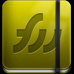 Fireworks Macromedia Icon 256x256 png