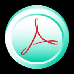 Adobe Acrobat Distiller Cs2 Icon Puck Ii Icons Softicons Com