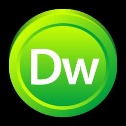 Adobe Dreamweaver CS3 Icon - Puck II Icons - SoftIcons.com