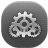 Settings Icon 48x48 png
