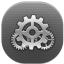 Settings Icon 64x64 png