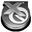 QuarkXPress Grey Icon 32x32 png