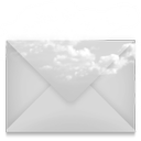 Letter Clouds Icon