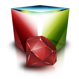 Ruby GTK Icon 256x256 png