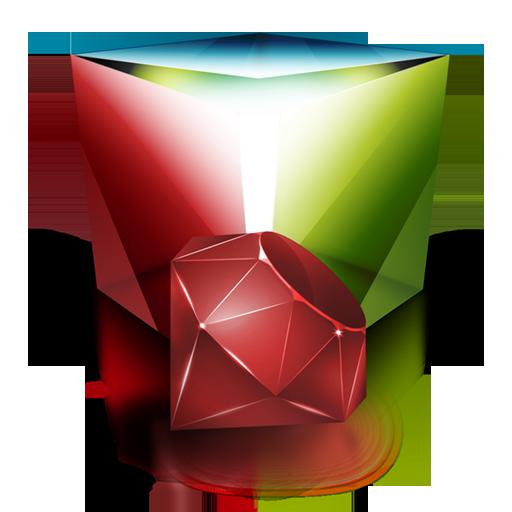Ruby GTK Icon 512x512 png