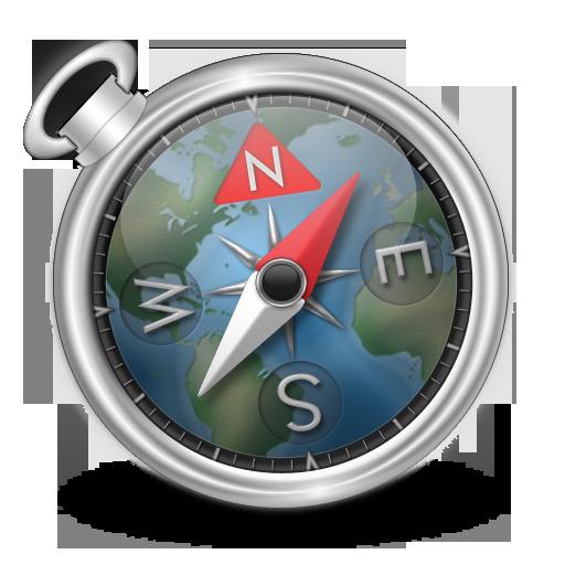 Safari B Icon 512x512 png