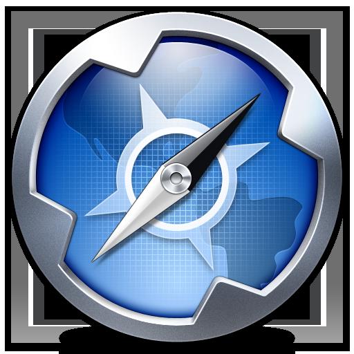 Safari Icon - Safari Icons - SoftIcons.com
