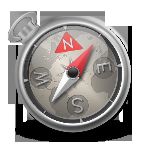 Safari Brown Icon 512x512 png