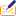 Mail Write Icon 16x16 png