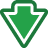 Direction Down Icon