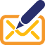 Mail Write Icon 64x64 png