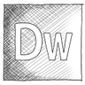 Adobe DreamWeaver Icon 96x96 png