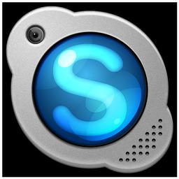 Skype 3b Icon 256x256 png