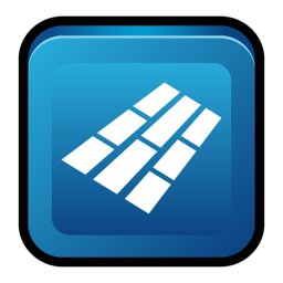 FLV Media Player Icon 256x256 png