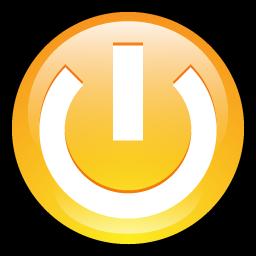 Button Log Off Icon Soft Scraps Icons Softicons Com
