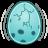 Songbird Egg Icon