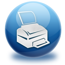 Printer Icon 128x128 png