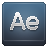 Adobe AfterEffects 2 Icon