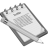 Grey TextEdit Icon 96x96 png
