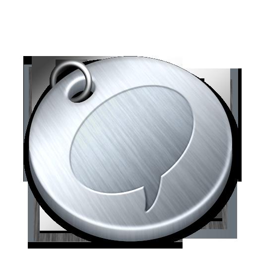 Shiny Messenger Icon 512x512 png