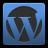 WordPress Icon 48x48 png