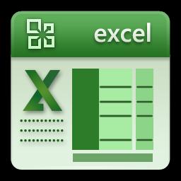 Microsoft Excel Icon - Variations Icons 3 - SoftIcons.com
