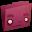 Folder Pink Icon 32x32 png