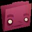 Folder Pink Icon 64x64 png