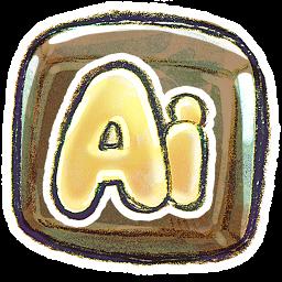 Adobe Illustrator v2 Icon 256x256 png