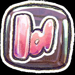 Adobe InDesign v2 Icon 256x256 png