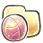 Folder Basketball Icon