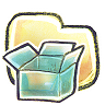 Folder Dropbox Icon 96x96 png