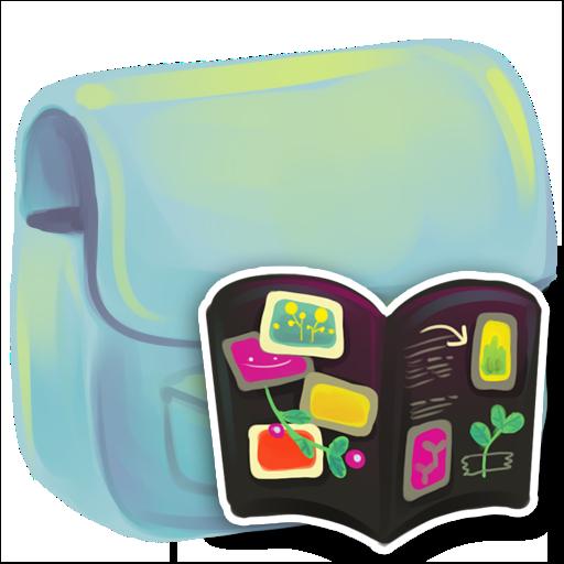 Folder Artbook Icon 512x512 png