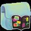 Folder Artbook Icon 64x64 png