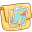 Folder Photo Icon 32x32 png