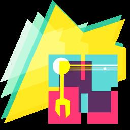Folder Utilities Icon 256x256 png