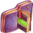 Violet Notebook Folder Icon