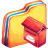 Yellow Mailbox Icon