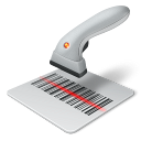 Bar Code Icon 128x128 png