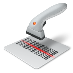 Bar Code Icon 256x256 png