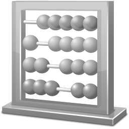 Disabled Abacus Icon 256x256 png