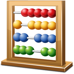 Regular Abacus Icon 256x256 png
