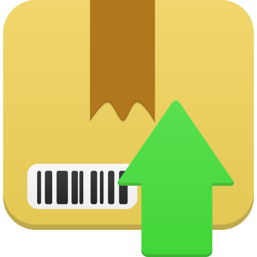 Package Upload Icon 512x512 png