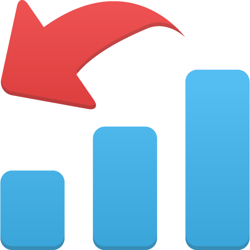 Decrease Icon 512x512 png