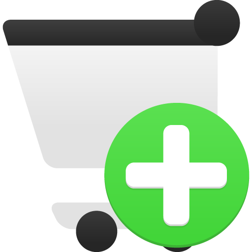 Shopping Cart Add Icon 512x512 png