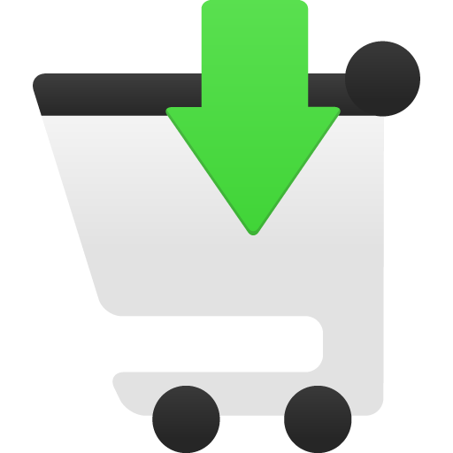 Shopping Cart Insert Icon 512x512 png