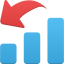 Decrease Icon 64x64 png