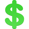 US Dollar Icon 96x96 png